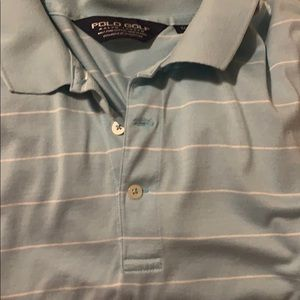 Polo Baby Blue golf shirt